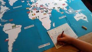 أطول و أقصر ساعات الصيام حول العالم 2016