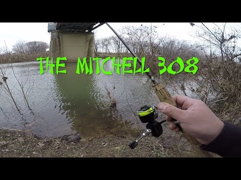 The 308 Reel Throwback | Shoutout To Fish4Fun | Smallmouth Fishing | Hazelgreen Access