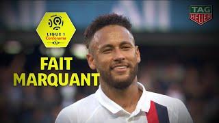 Le fantastique but de Neymar Jr pour son retour offre la victoire au PSG! / 2019-20