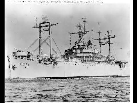 USS Eldorado 1953