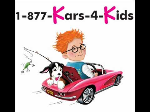 Kars4kids Jingle (1-8-7-7 kars for kids song Official Video)