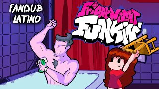 Friday Night Funkin Animation - Dad y Girlfriend Parodia Fandub Latino