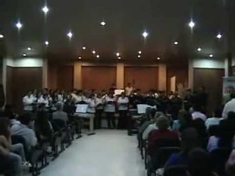 CANCIONES CLAUSURA AÑO 2010 SALON COOPEDUC CORO POLIFONICO DE VILLARRICA