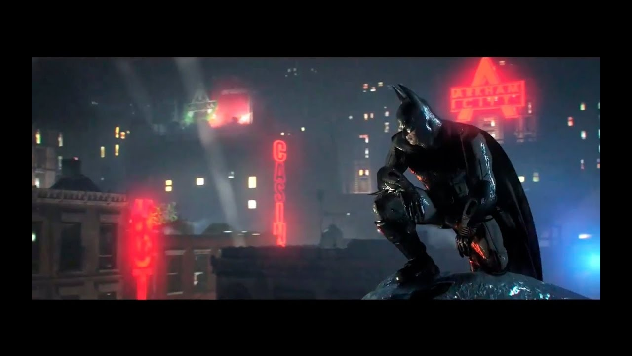 batman arkham city trailer - photo #45