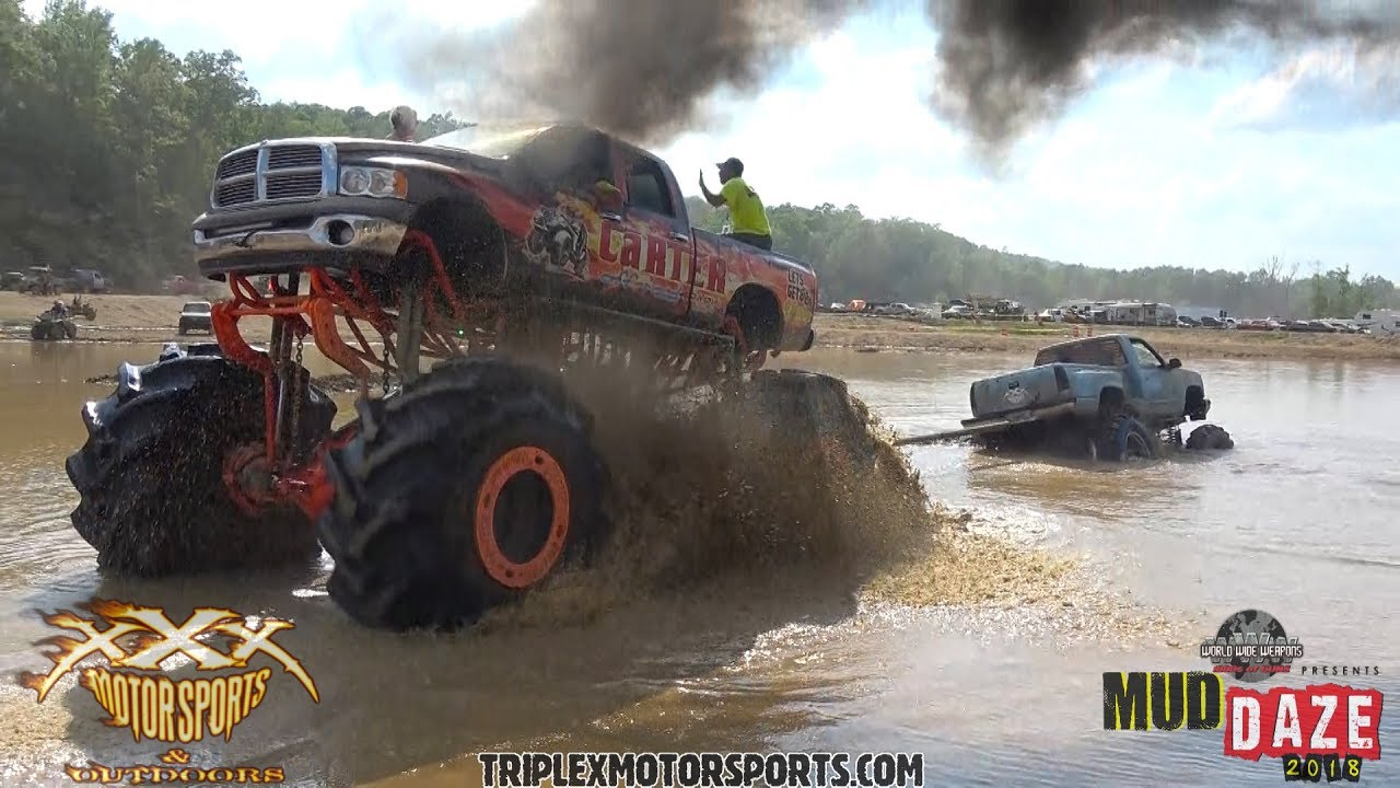 WORST MUD ON EARTH???
