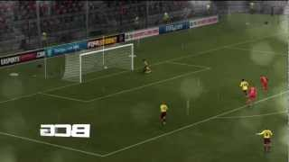 FIFA 12 Bayern Munich vs Burnley FC