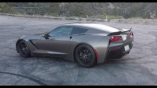 2014 Corvette on E85 (and a lesson on tires) - One Take
