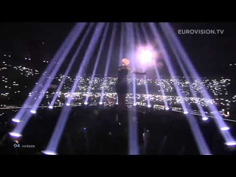 Sanna Nielsen - Undo (Sweden) 2014 Eurovision Song Contest First Semi-Final