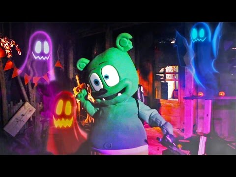 The Great Gummibär Ghostbusters Adventure! Happy Halloween!