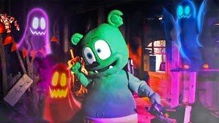 The Great Gummibär Ghostbusters Adventure! Happy Halloween!