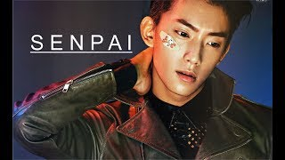 GONGCHAN B1A4 // SENPAI