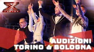 X Factor - Audizioni Torino & Bologna HIGHLIGHTS