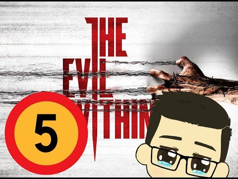 The Evil Within Part 5 - Spiderman's Wife