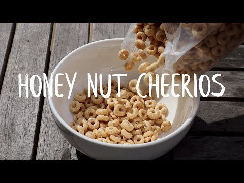 """Honey Nut Cheerios"" - A Poem About Growing Up Asian-american"