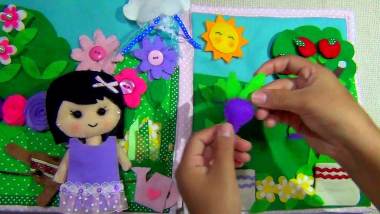 Libro - Casa de Muñecas - YouTube