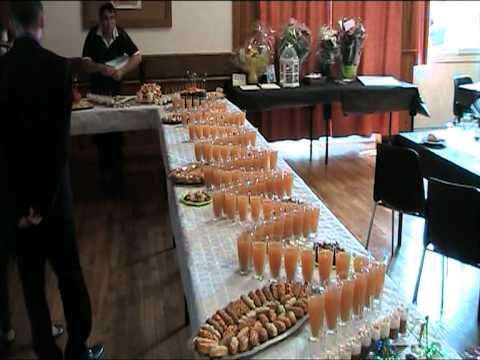 Extrêmement Présentation vin d'honneur - YouTube EJ93