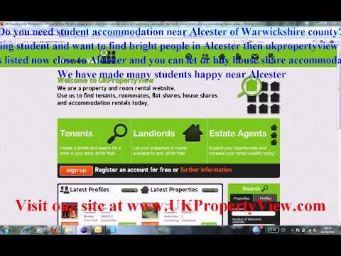 Student Accommodation Alcester   Freshers University Week Warwickshire