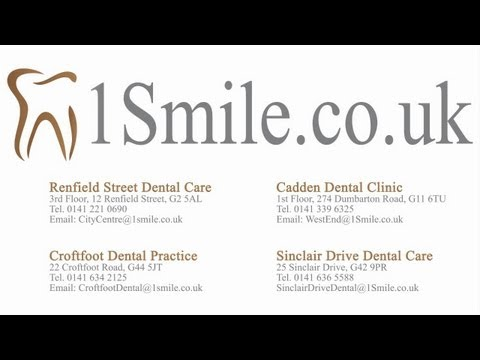 Dentist Glasgow - NHS And Private Dentistry In Glasgow - 1Smile.co.uk