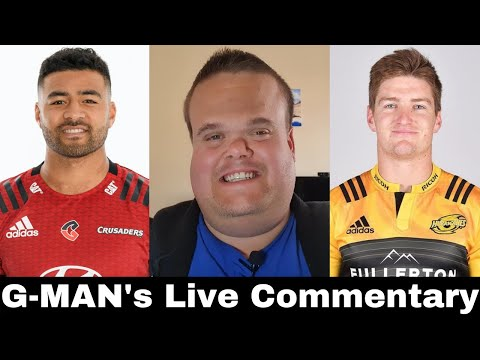 Crusaders Vs Hurricanes Live Stream | Super Rugby Aotearoa Round 7