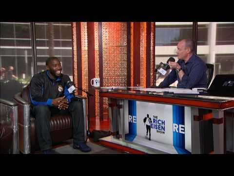 San Francisco 49ers WR Pierre Garcon on Talking Trash - 5/19/17