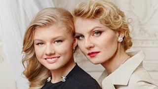 Дочь Ренаты Литвиновой пошла по стопам своей знаменитой мамы