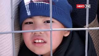 Кыргыз-Казак чек арасындагы оор кырдаал