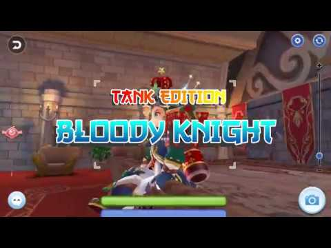 Paladin Tank Bloody Knight and Iris Chepet (SMVP) - Ragnarok Mobile