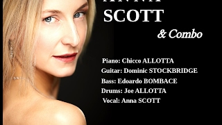 ANNA SCOTT & COMBO - Runnin' Wild - video