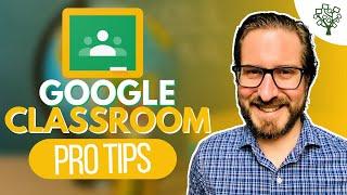 Google Classroom Pro Tips for Teachers screenshot 1