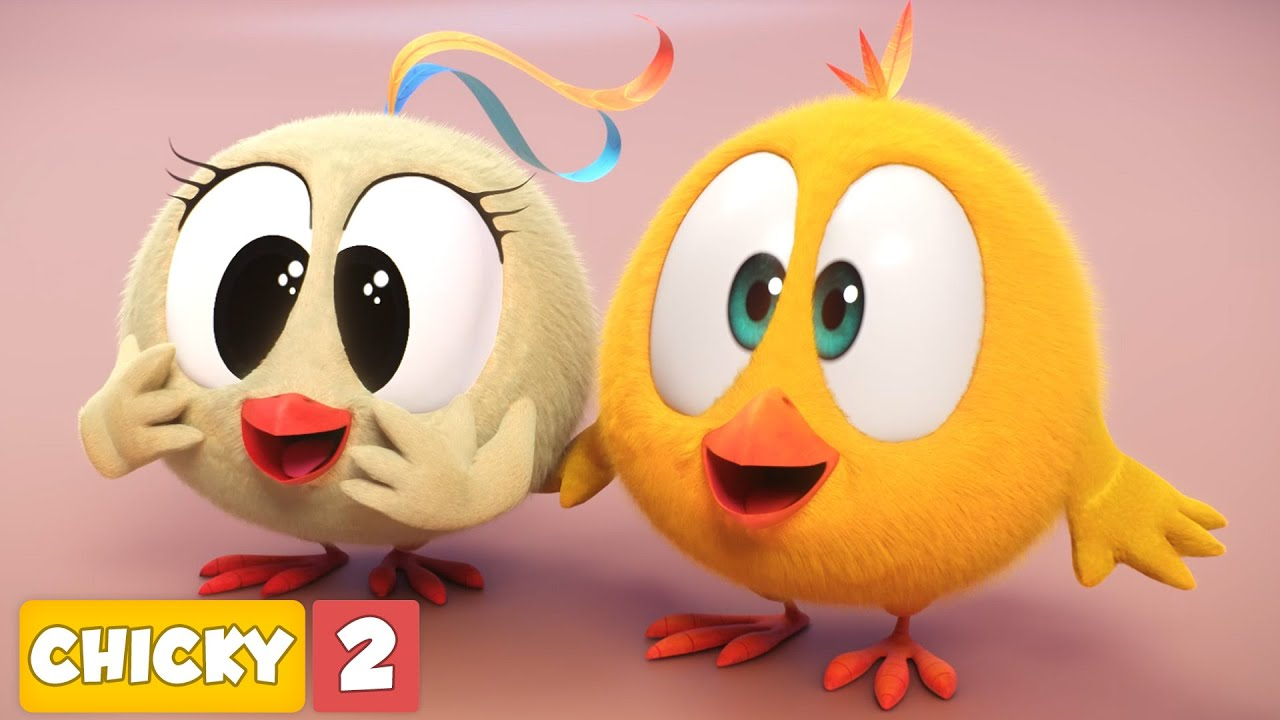 ¿Dónde está Chicky? S2 | EL REGALO PARA BEKKY | Dibujos Animados Para Niños