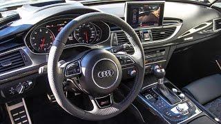 City Car Driving - Audi RS6, RS7, Golf R32 drift (pioggia, notte)