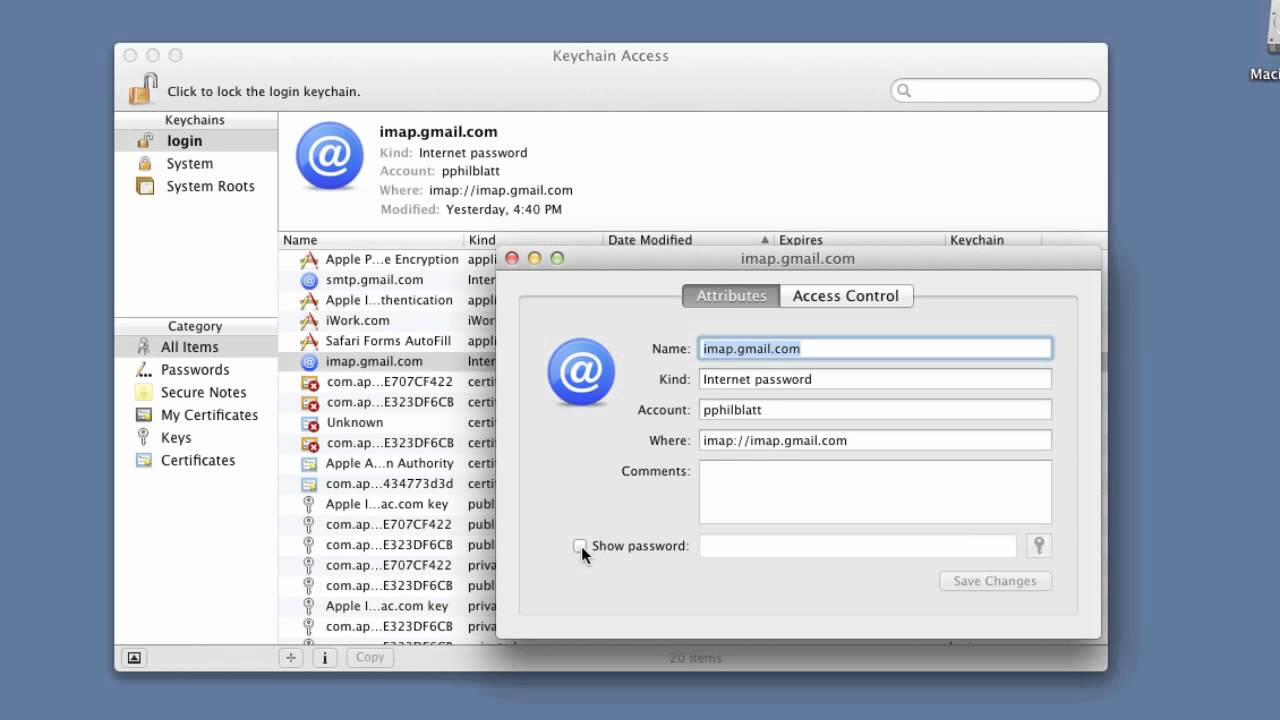 access keychain on ipad - 1280×720