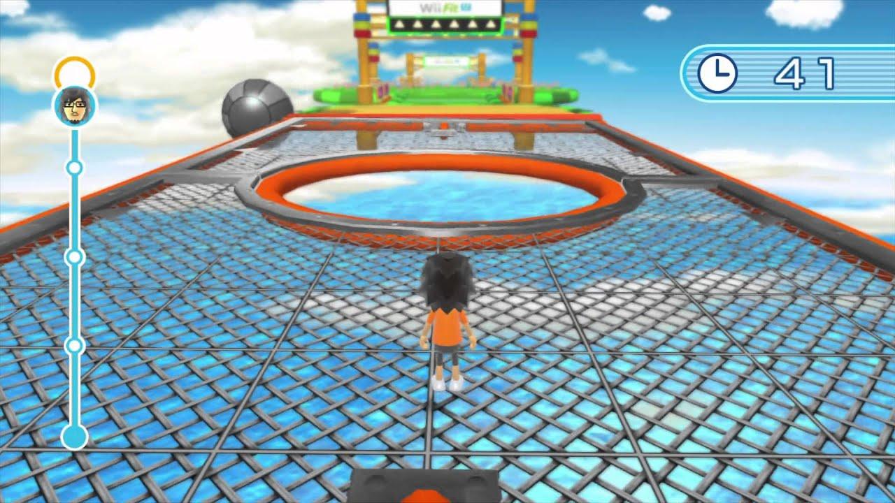 Wii Fit U - All Balance - YouTube