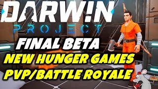 DARWIN PROJECT - NEW HUNGER GAMES BATTLE ROYALE PREVIEW