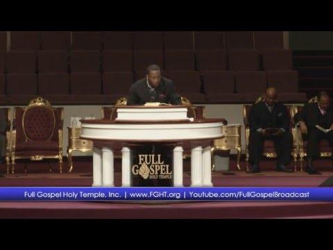 FGHT Dallas: Sunday Evening Worship (November 22)