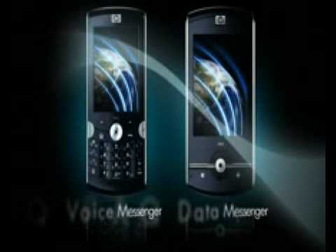 HP IPAQ Data Messenger & HP IPAQ Voice Messenger Demo