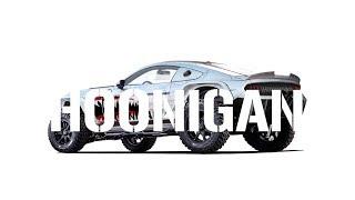 [HOONIGAN]  FORD MUSTANG GT | TIMELAPSE PROKOP_DESIGNER