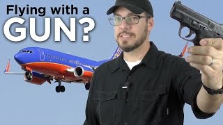3 Key Steps to Flying With a Gun