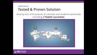 Webinar: LabArchives Securing the Integrity of Research Data