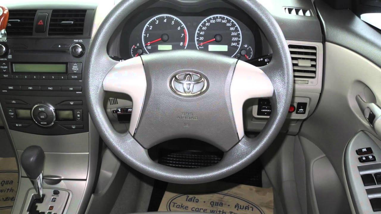 Kelebihan Corolla Altis 2010 Review