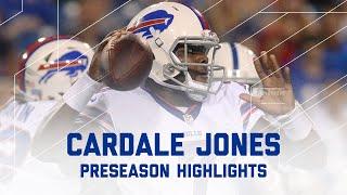 Cardale Jones Highlights | Colts vs. Bills | NFL