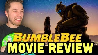 Bumblebee is The BEST Transformers Film - Movie Review