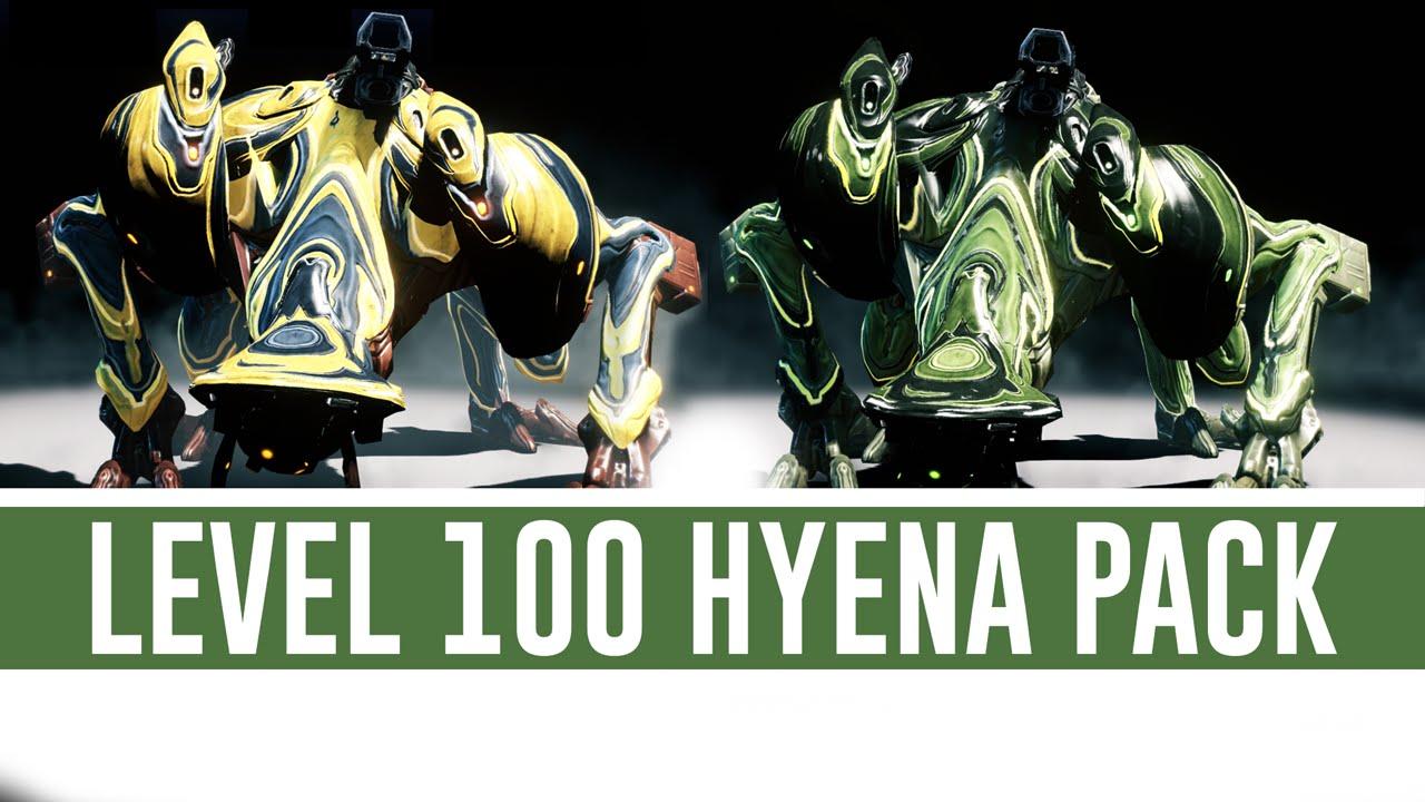 warframe how to kill hyena pack