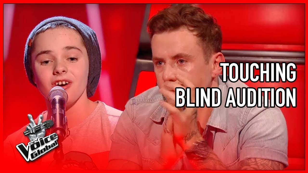 Coach in TEARS by TOUCHING Blind Audition in The Voice | STORIES #5