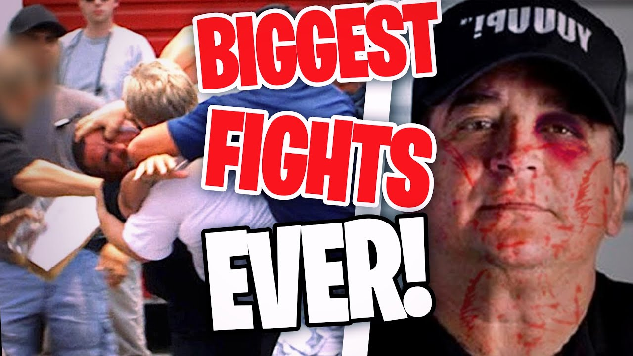 Download Storage Wars: The Biggest Fights of ALL TIME!😡😡