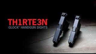 Haley Strategic TH1RTE3N handgun sights