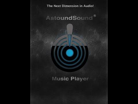 AstoundSound Music Player iPhone App Review