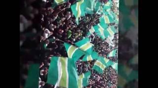 SV WERDER BREMEN 2:0 DARMSTADT 98 OSTKURVE//SUPPORT//STIMMUNG