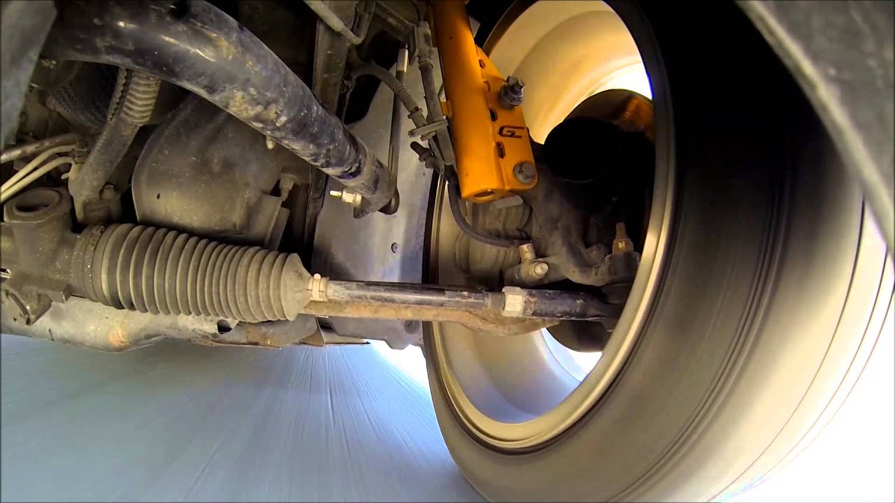2006 Mustang Gt 0 60 >> 2009 Mustang GT Front Suspension Video - YouTube