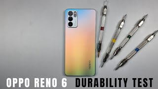 OPPO Reno 6 Durability Test - Most Impressive Build Quality in 2021 !